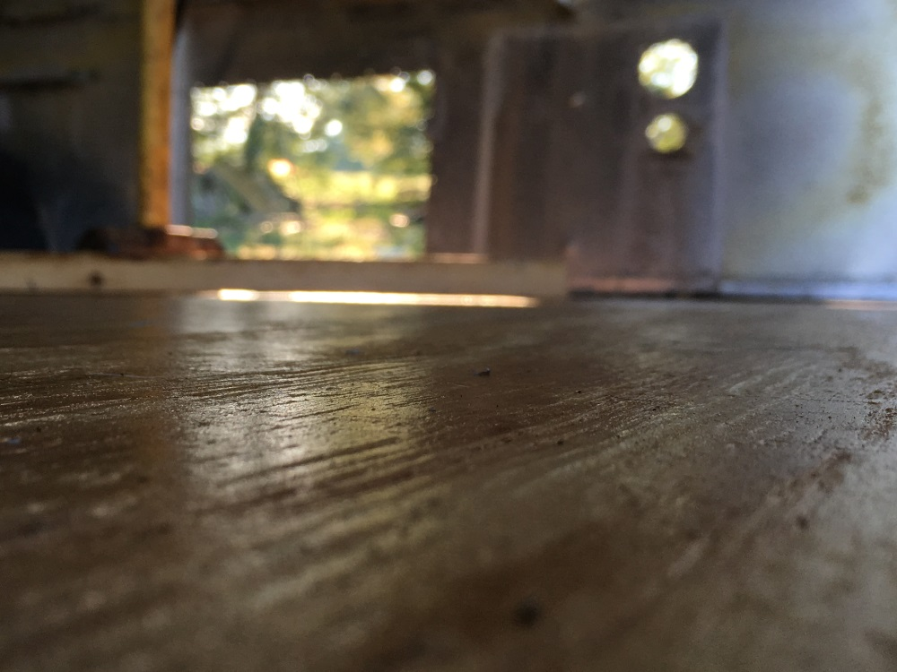 How to Replace an Airstream Argosy Subfloor