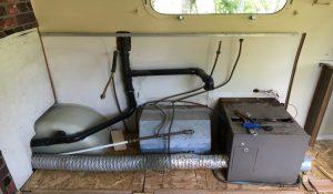 Plumbing Airstream Argosy