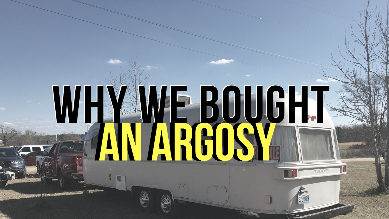 How to Renovate a Airstream Argosy