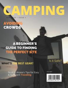 best rv camping spots