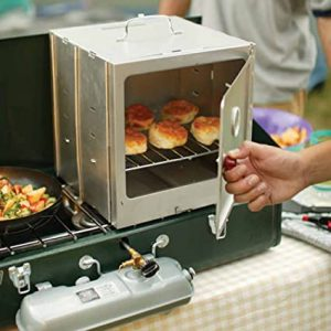Coleman Folding Oven Review