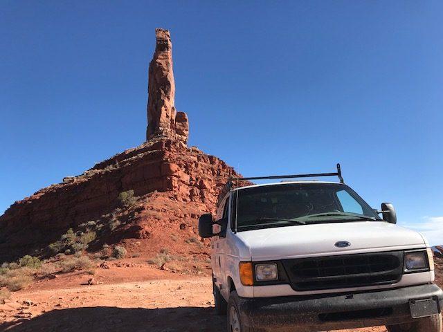 free blm camping in Utah