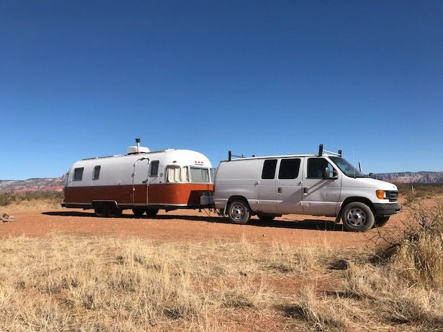 Dispersed Camping Sedona