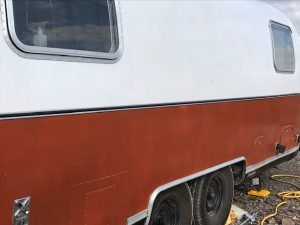 Airstream Argosy Renovation