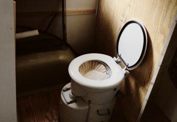 RV Composting Toilets