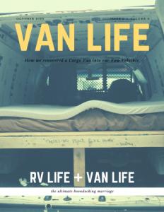 How to renovate a Van