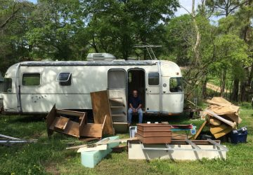 How to start renovating an Airstream